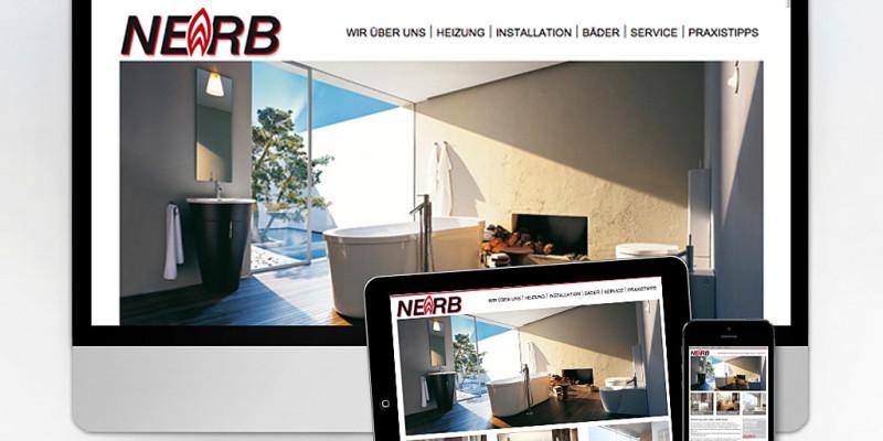 Internetauftritt der Nerb GmbH aus Lenting ist online