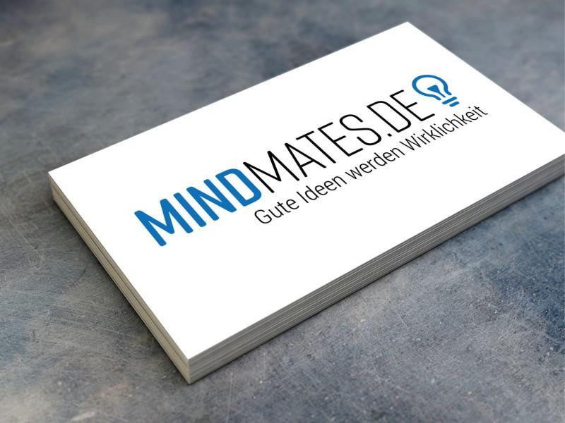 Mindmates.de Logodesign