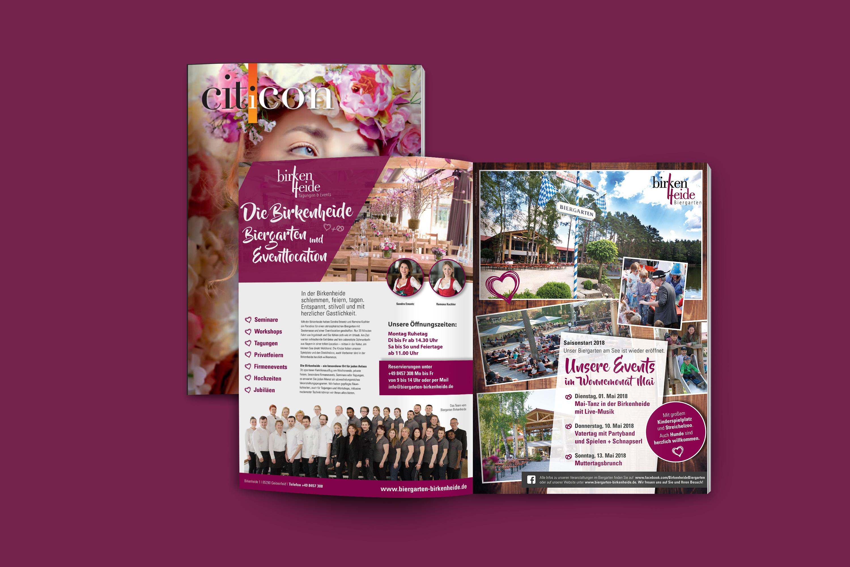 Eventlocation Birkenheide  Feiern | Tagungen | Seminare