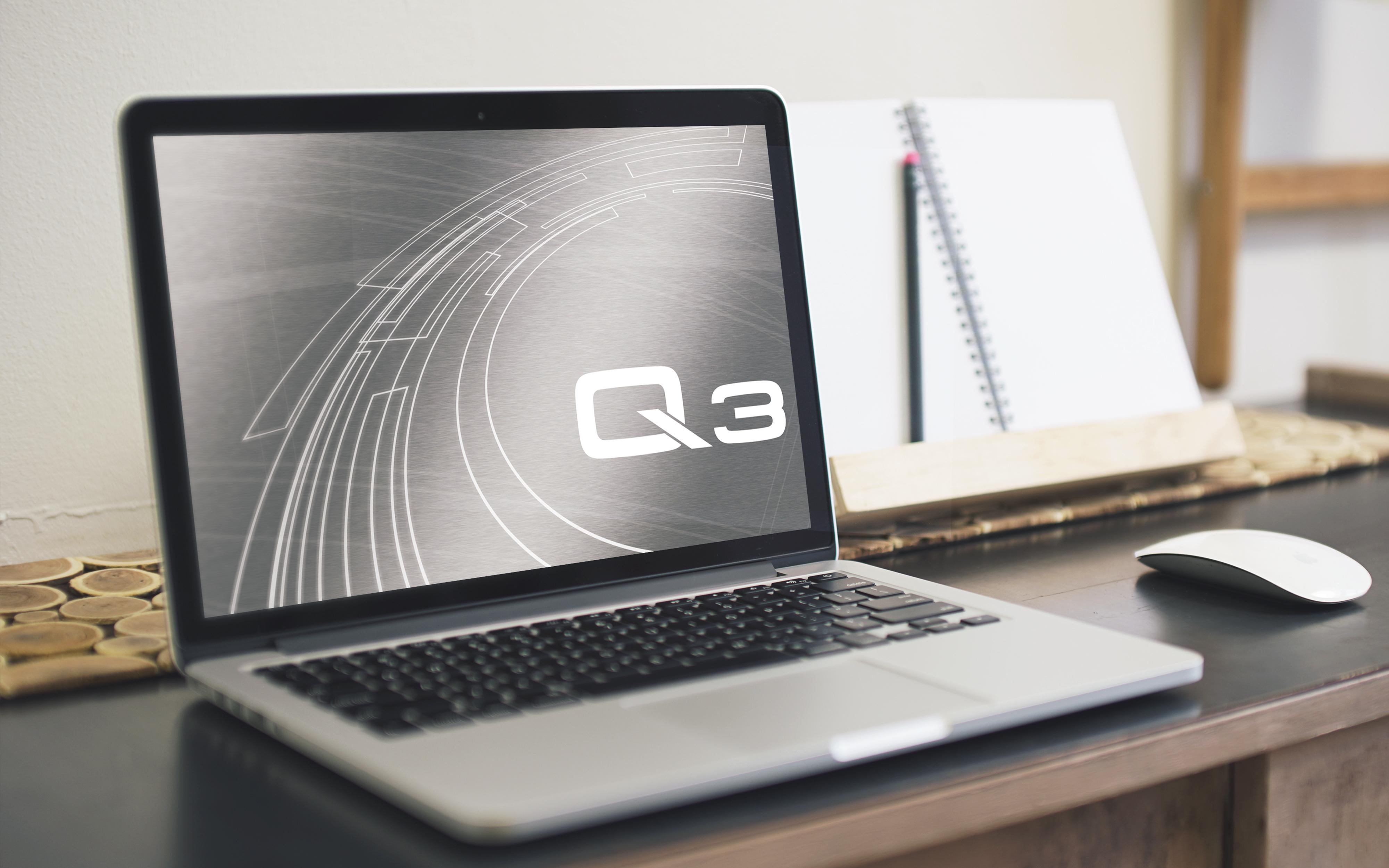 Q3 – Key visual