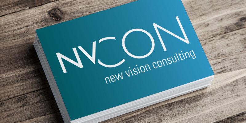 NVcon Logoentwicklung