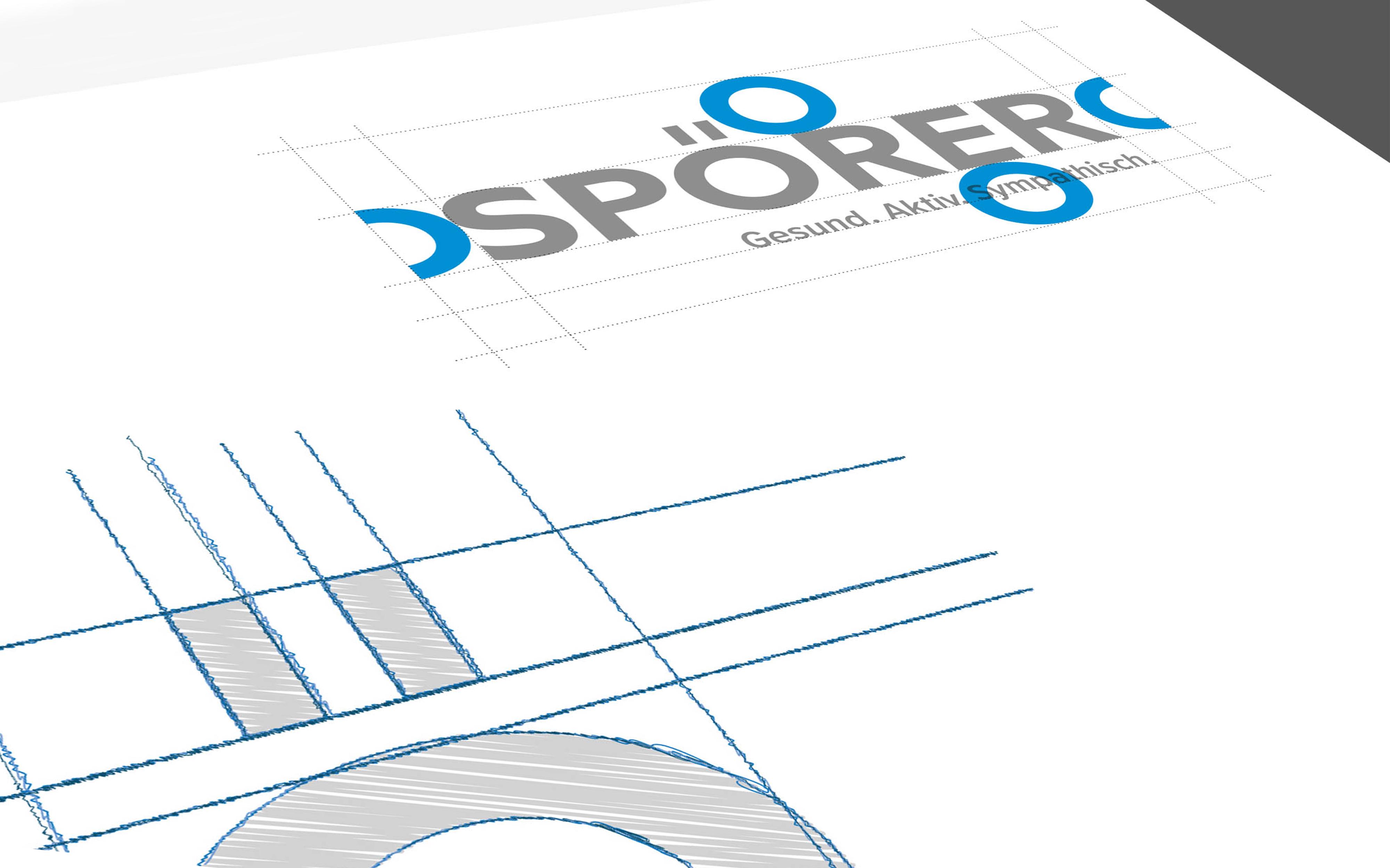 SPÖRER Logostyleguide